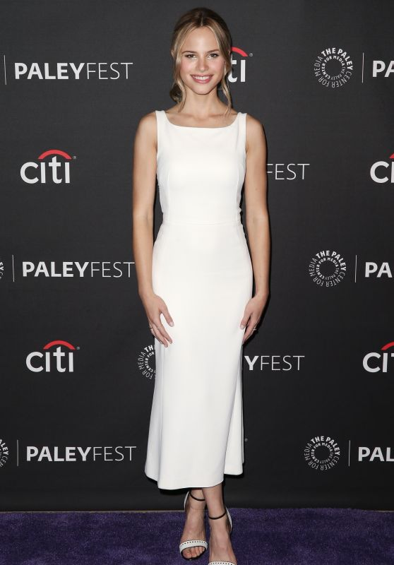 "Halston Sage - ""The Orville"" Presentation, PaleyFest in LA 09/13/2017"