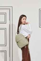 Han Hyo Joo - Photoshoot for Lipault F/W 2017