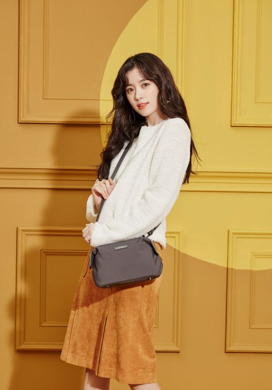 Han Hyo Joo - Photoshoot for Lipault F/W 2017
