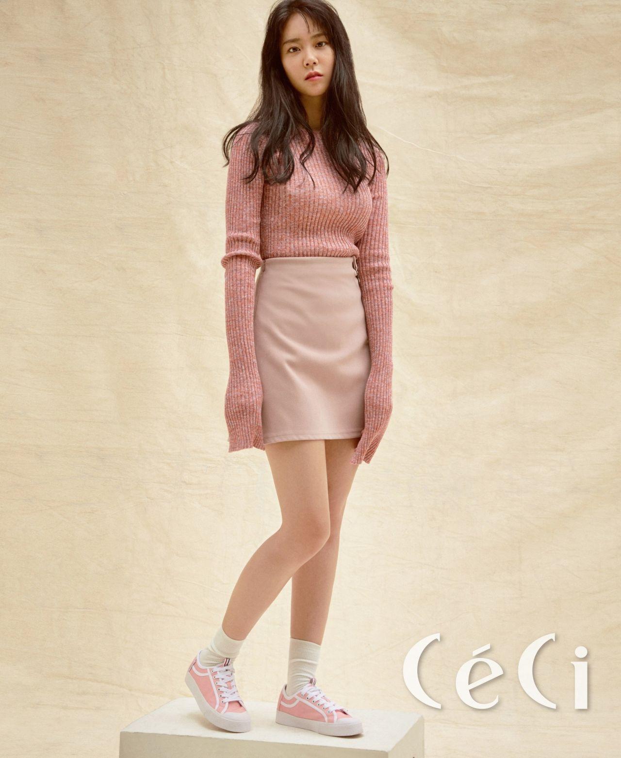Han Seung Yeon Ceci Magazine September 2017