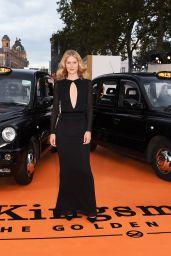 "Hanna Alstrom – ""Kingsman: The Golden Circle"" Premiere in London, UK 09/18/2017"