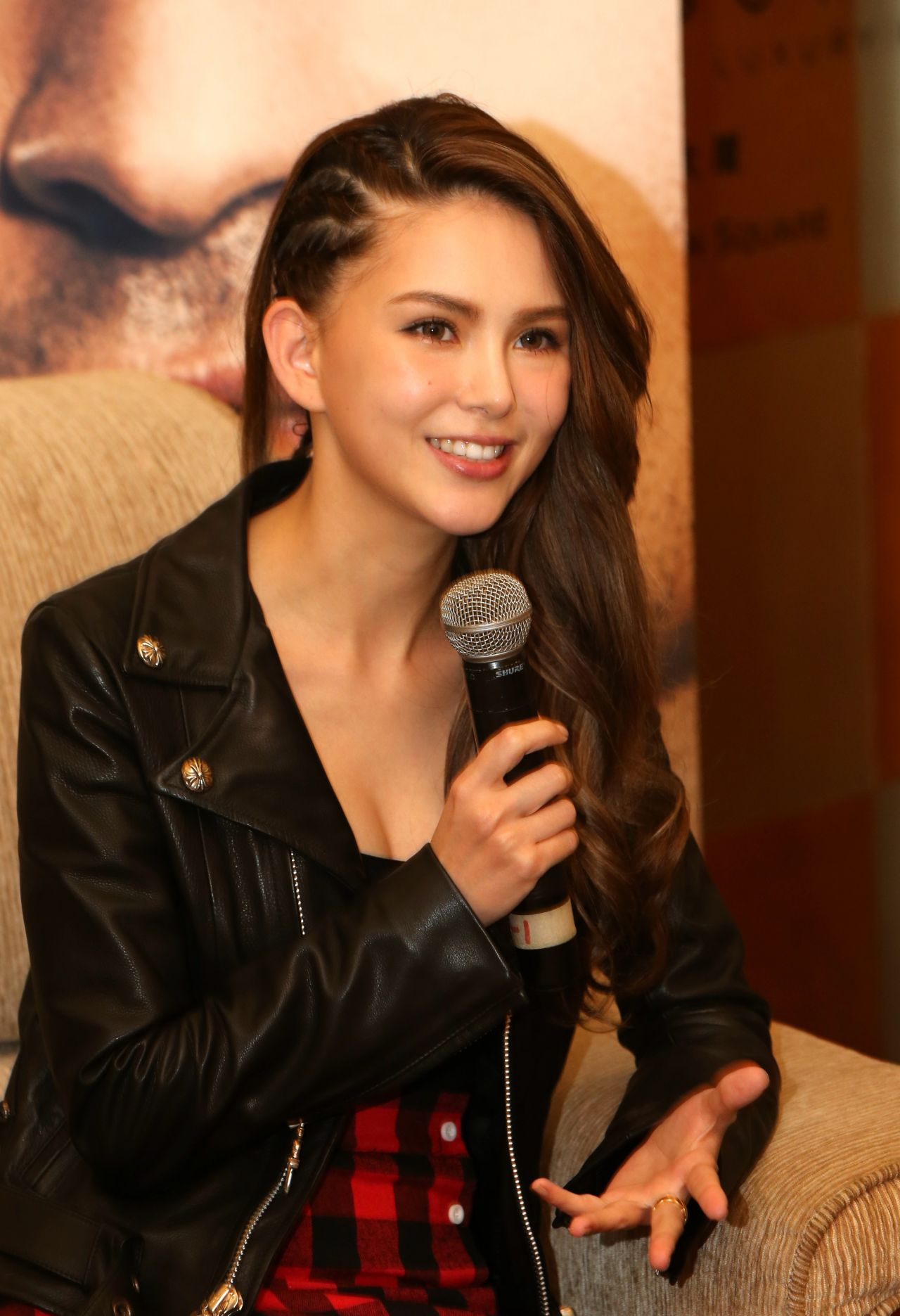 Hannah Quinlivan Quot S M A R T Chase Quot Photocall In Xi An China 09 14 2017
