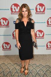 Harriet Scott – TV Choice Awards 2017 in London