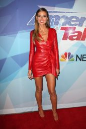 Heidi Klum - America's Got Talent Season 12 Final Week Red Carpet in Hollywood 09/19/2017