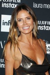 Heidi Klum – Harper's Bazaar ICONS Party at NYFW 09/08/2017