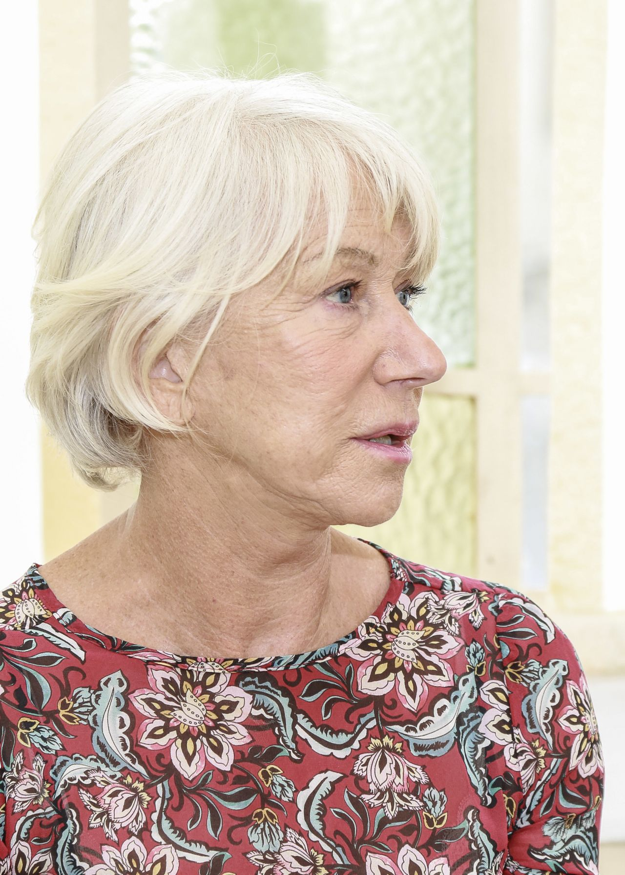 Helen Mirren Quot The Leisure Seeker Quot Press Conference At
