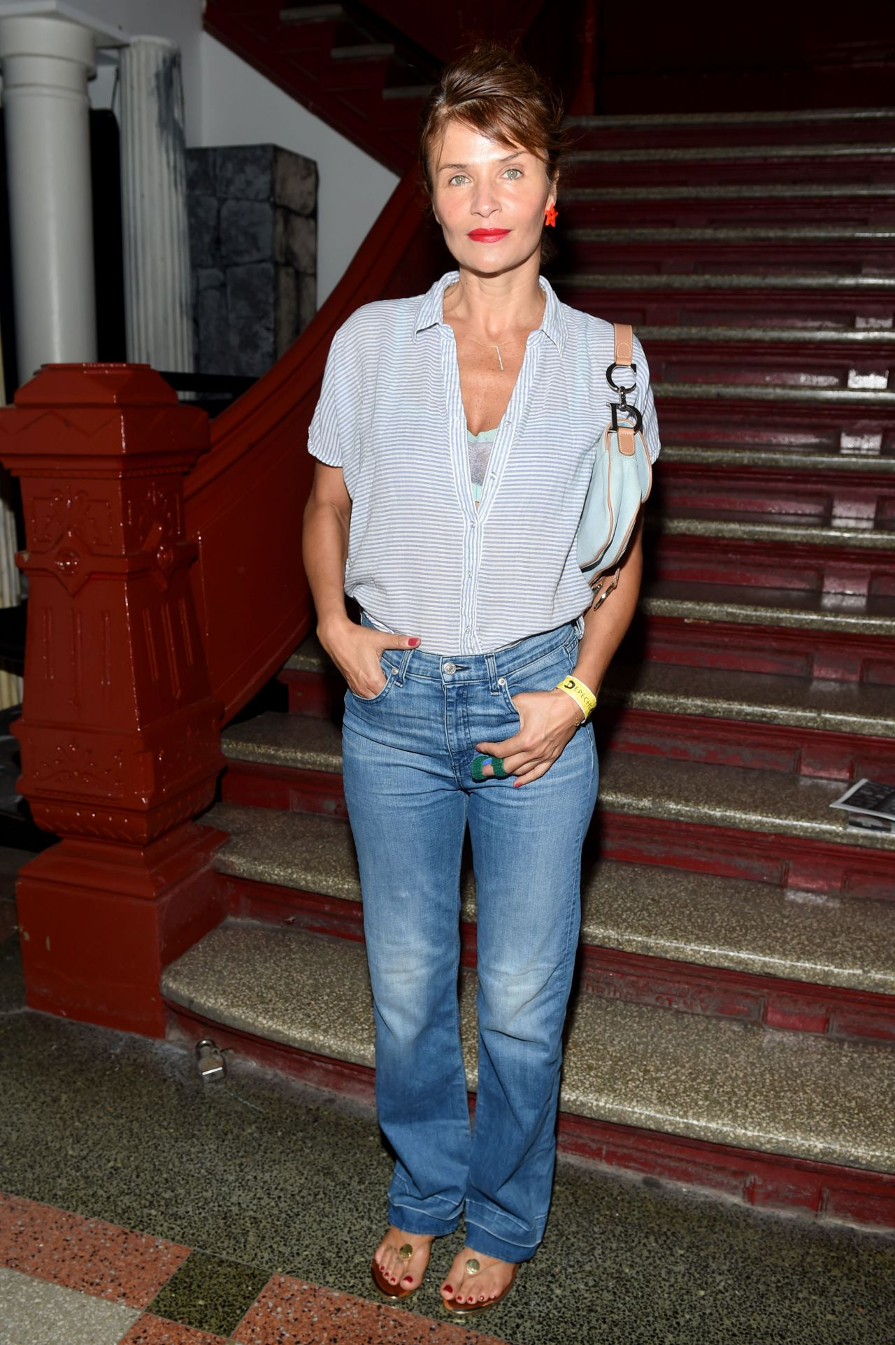Helena Christensen Latest Photos