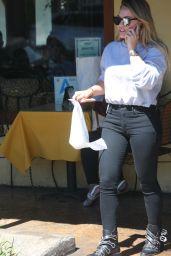 Hilary Duff at Ralph