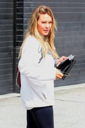 Hilary Duff - XIV Karats in Beverly Hills 09/19/2017