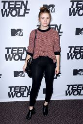 Holland Roden - MTV Teen Wolf 100th Episode Screening in Los Angeles 09/21/2017