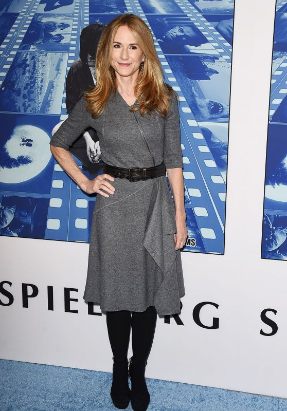"Holly Hunter – ""Spielberg"" Premiere in Los Angeles"