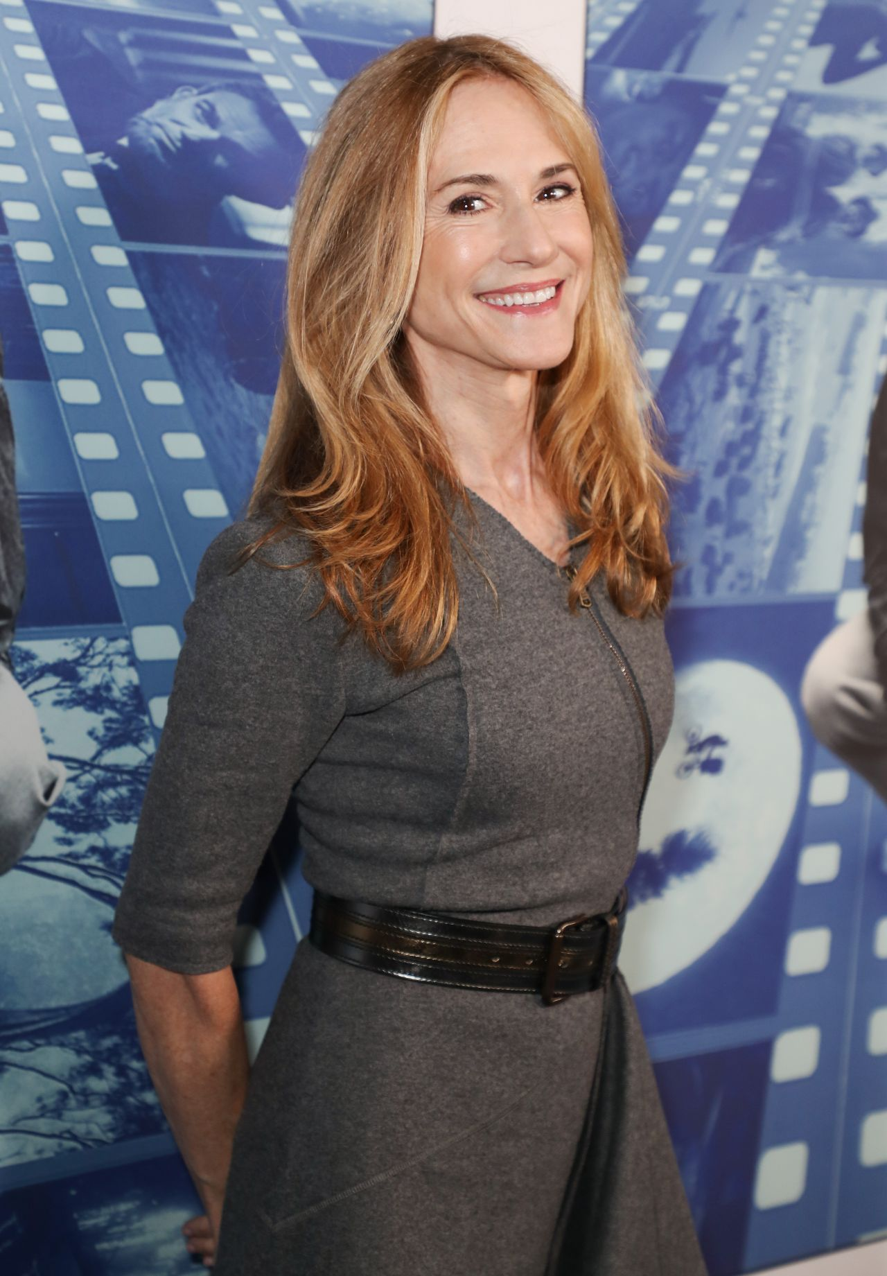 Holly Hunter Spielberg Premiere In Los Angeles