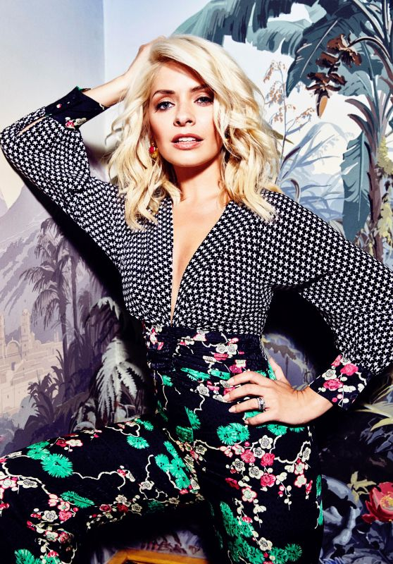 Holly Willoughby - Photoshoot September 2017