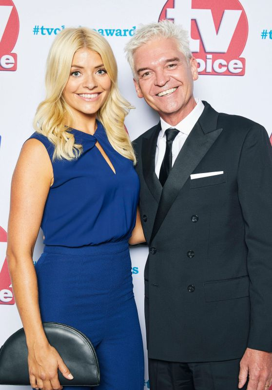 Holly Willoughby – TV Choice Awards 2017 in London