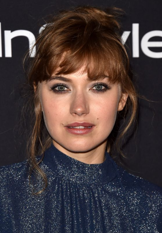 Imogen Poots - HFPA & InStyle Annual Celebration of TIFF 09/09/2017