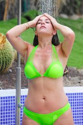Imogen Thomas in Bikini - Majorca 09/25/2017