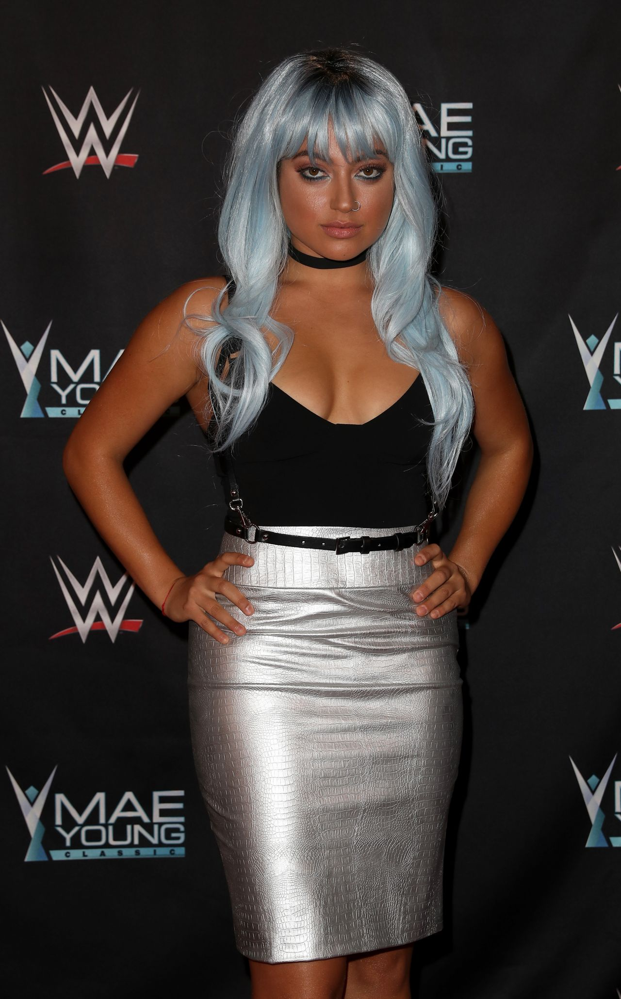 Inanna Sarkis Wwe Presents Mae Young Classic Finale In