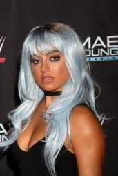 "Inanna Sarkis – WWE Presents ""Mae Young Classic Finale"" in Las Vegas 09/12/2017"