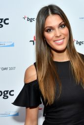 Iris Mittenaere (Miss Universe 2016) - BGC Partners Charity Day Commeorating 9/11 in New York 09/11/2017