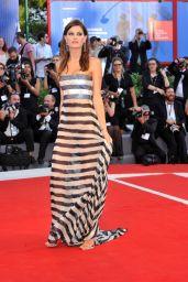 "Isabeli Fontana – ""Downsizing"" Premiere and Opening Ceremony, 2017 Venice Film Festival"
