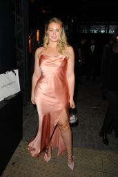 Iskra Lawrence – Emporio Armani Show in London 09/17/2017