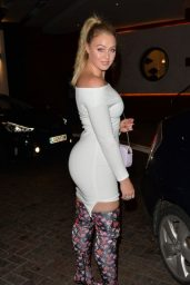 Iskra Lawrence - Londunn x Missguided Collection Launch Party in London 09/16/2017