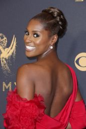 Issa Rae – Emmy Awards in Los Angeles 09/17/2017