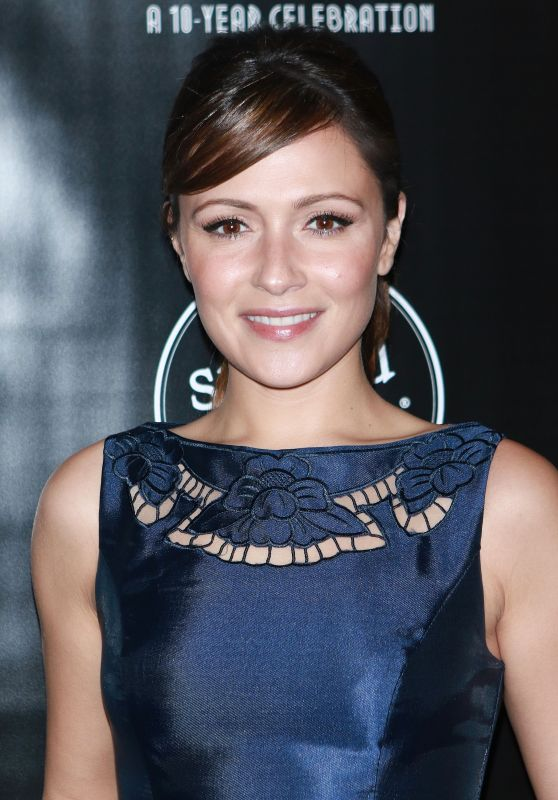 Italia Ricci - 10th Anniversary Celebration of Stupid Cancer TOAST in New York