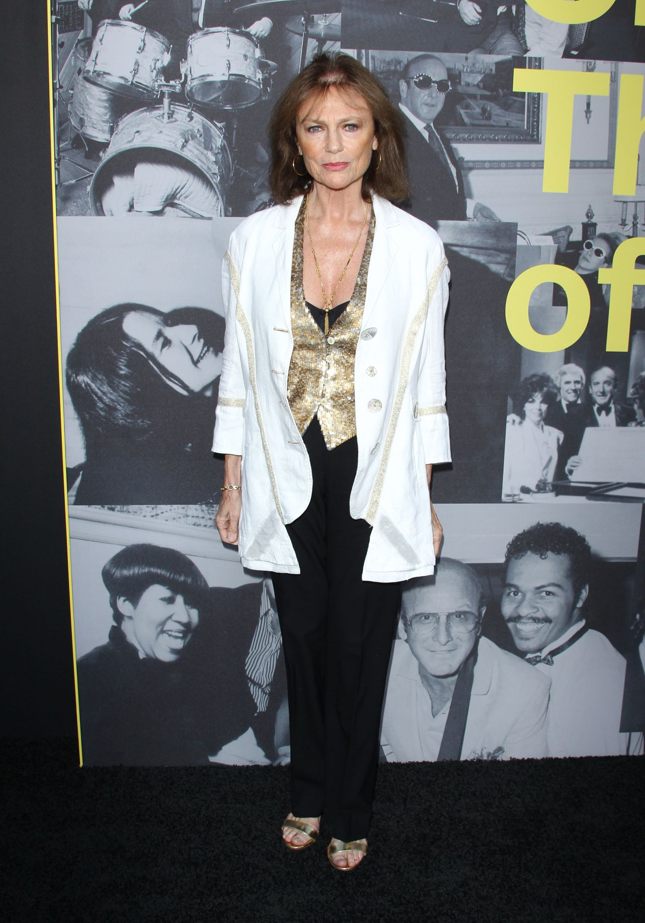 "Jacqueline Bisset – ""The Soundtrack of Our Lives"" Screening Los Angeles"