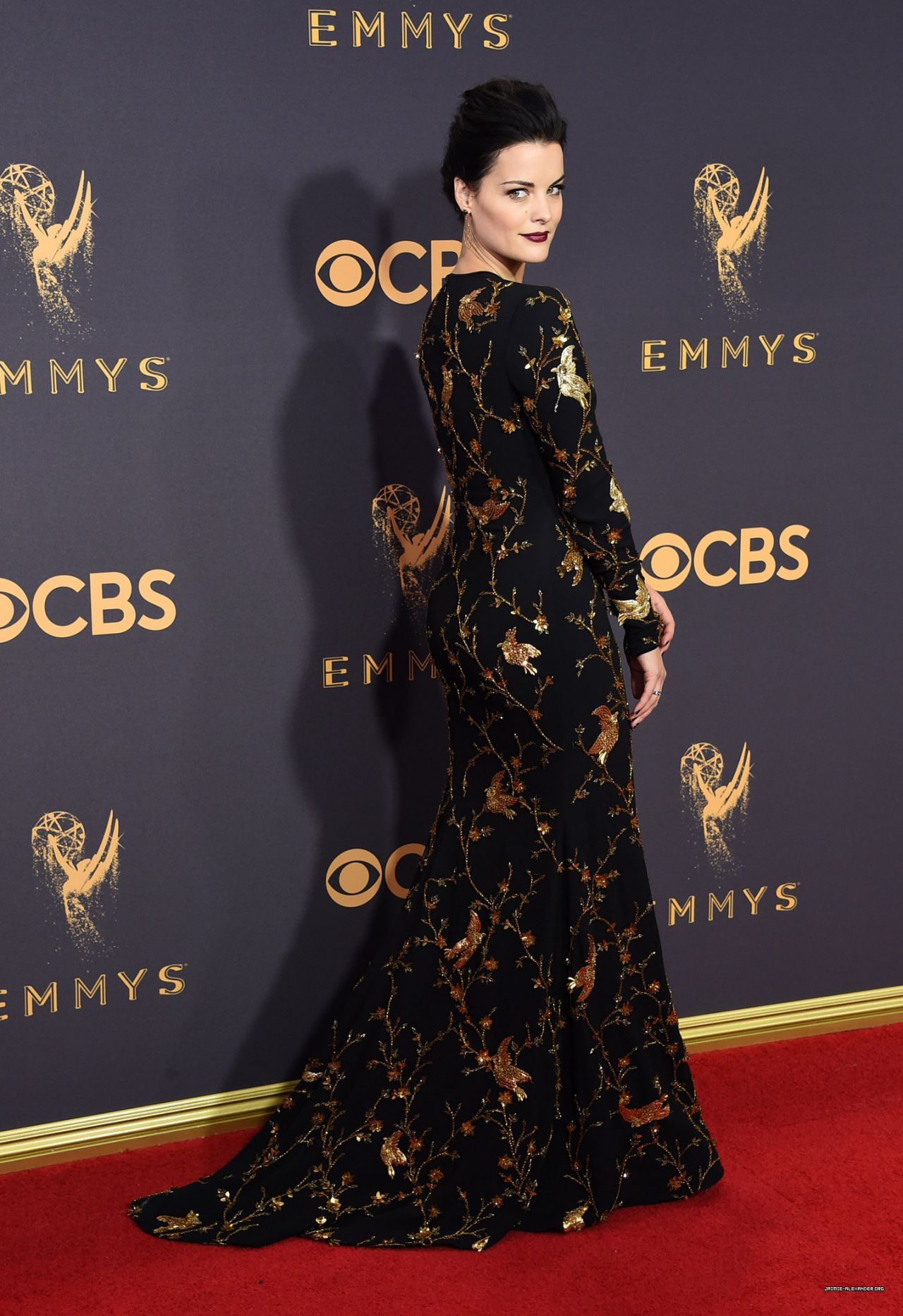 Jaimie Alexander – Emmy Awards in Los Angeles 09/17/2017