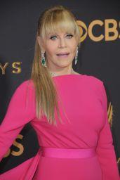 Jane Fonda – Emmy Awards in Los Angeles 09/17/2017