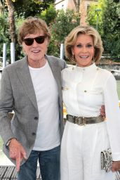 """Jane Fonda - """"Our Souls At Night"""" Photocall at 2017 Venice Film Festival"""