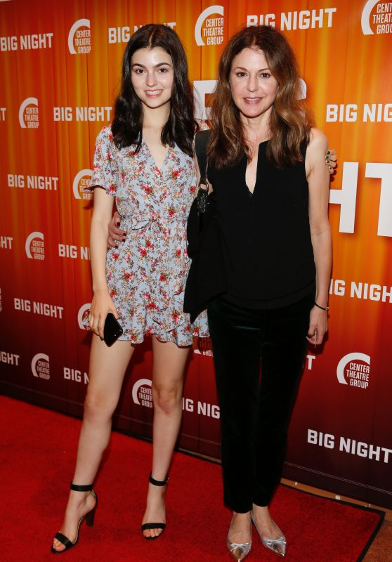 "Jane Leeves – ""Big Night"" Center Theatre Group's Kirk Douglas Theatre Opening in LA 09/16/2017"