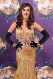 """Janette Manrara – """"Strictly Come Dancing"""" Launch in London 08/28/2017"""