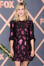 January Jones – FOX Fall 2017 Party in LA