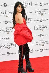 Jasmin Walia – FriendsFest Closing Party in London, UK 09/14/2017