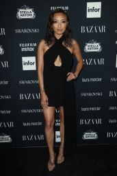 Jeannie Mai – Harper's Bazaar ICONS Party in New York 09/08/2017