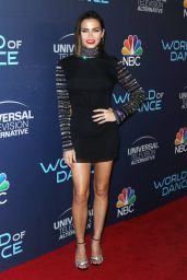 Jenna Dewan - World of Dance Celebration in West Hollywood 09/19/2017