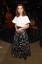 Jenna-Louise Coleman - Erdem Fashion Show in London 09/18/2017