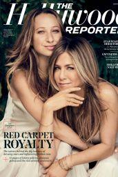 Jennifer Aniston & Jennifer Meyer - The Hollywood Reporter September 2017 Issue