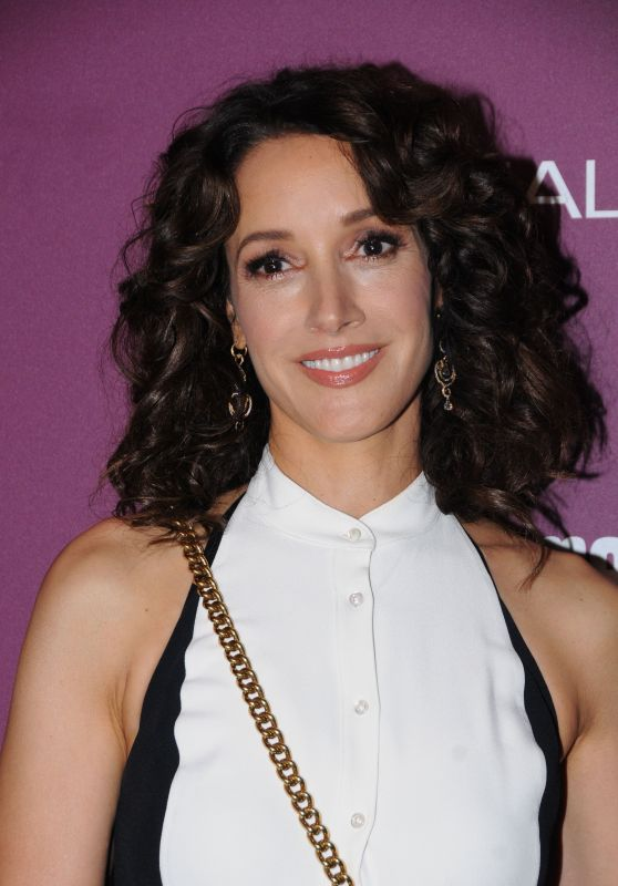 Jennifer Beals – EW Pre-Emmy Party in West Hollywood 09/15/2017