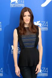"Jennifer Carpenter - ""Brawl In Cell Block 99"" Photocall at the Venice Festival 09/02/2017"