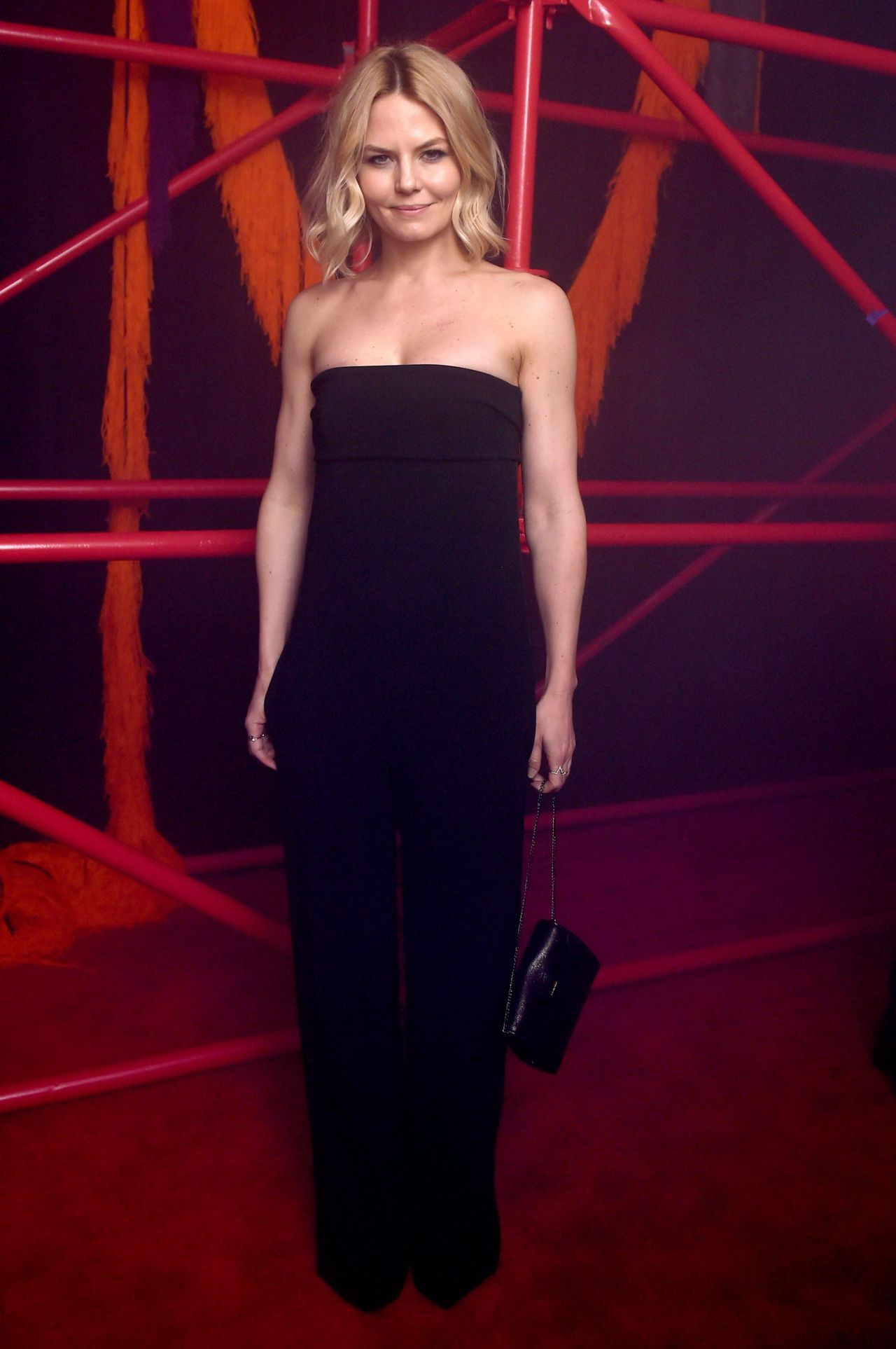 Jennifer Morrison – Calvin Klein Show After Party – NYFW 09/08/2017