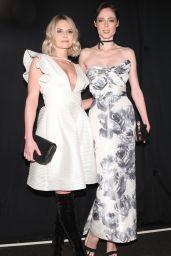 Jennifer Morrison – Marchesa Fashion Show in New York 09/13/2017
