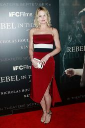 "Jennifer Morrison - ""Rebel in the Rye""Movie Premiere in NYC 09/06/2017"