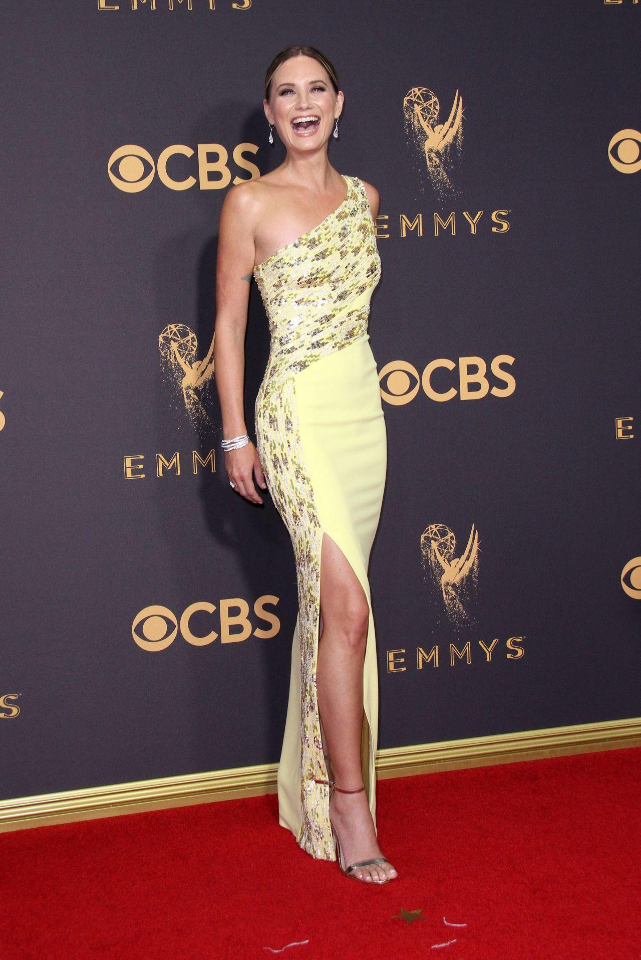 Jennifer Nettles Emmy Awards In Los Angeles 09 17 2017
