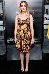 """Jess Weixler – """"IT"""" Premiere in Los Angeles 09/05/2017"""
