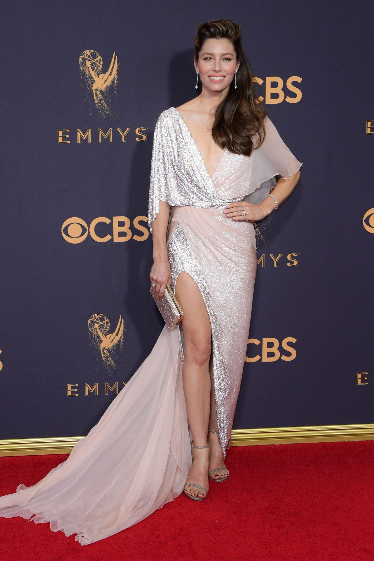 Jessica Biel – Emmy Awards in Los Angeles 09/17/2017 Jessica Biel