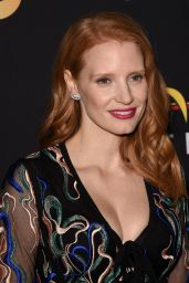 Jessica Chastain – HFPA & InStyle Annual Celebration of TIFF 09/09/2017