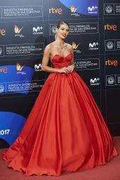 Jessica Goicoechea – La Cordillera and Donostia Award Ceremony in San Sebastian 09/26/2017